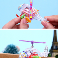 Wind up Airplane