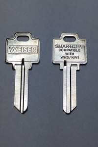 Weiser Smart Key Original Key Blank