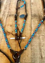 "Load image into Gallery viewer, ""Calypso"" Beaded Tack Set"