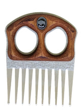 Load image into Gallery viewer, Beard Pick Comb