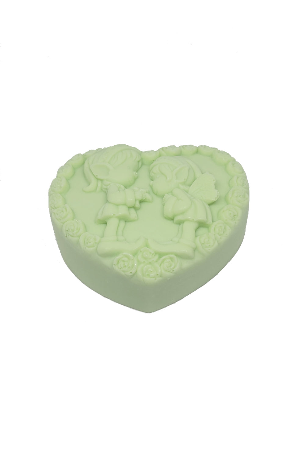 Green Couple Soap
