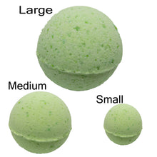 Load image into Gallery viewer, Green Eucalyptus Bath Bomb