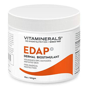 EDAP Cream - Dermal Biostimulant for amputee skin care - big jar
