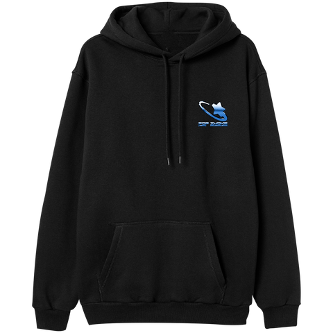 Blue Rose Hoodie + Digital Album