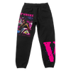 POP SMOKE X VLONE KING OF NY SWEATPANTS