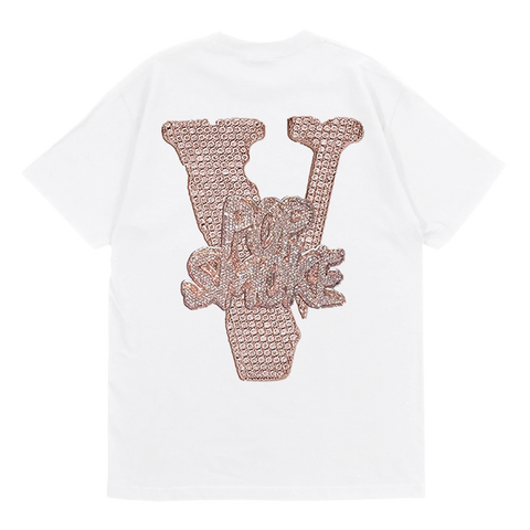 POP SMOKE X VLONE CHAIN T-SHIRT II