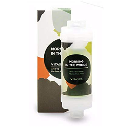 <br>Vitaspa</br> Morning in the Woods Vitamin Shower Filter