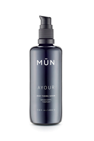 <br>MUN</br> Ayour Body Toning Serum