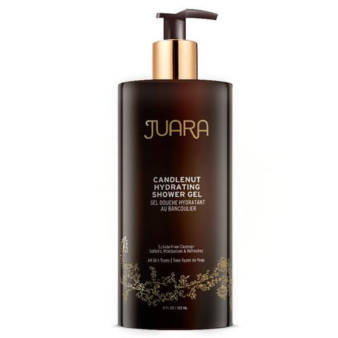 <br>JUARA</br> Candlenut Hydrating Shower Gel