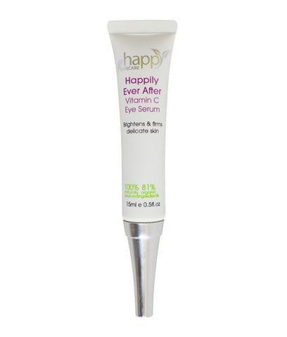<br>HAPPY SKINCARE</br> 'Happily Ever After' Vitamin C Eye Serum