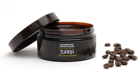 <br>JUARA</br> Invigorating Coffee Scrub