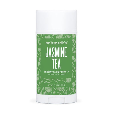 <br>Schmidt's Naturals</br> Jasmine Tea for Sensitive Skin Deodorant Stick