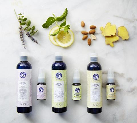 <br>Soapwalla</br> Organic Hand and Body Wash