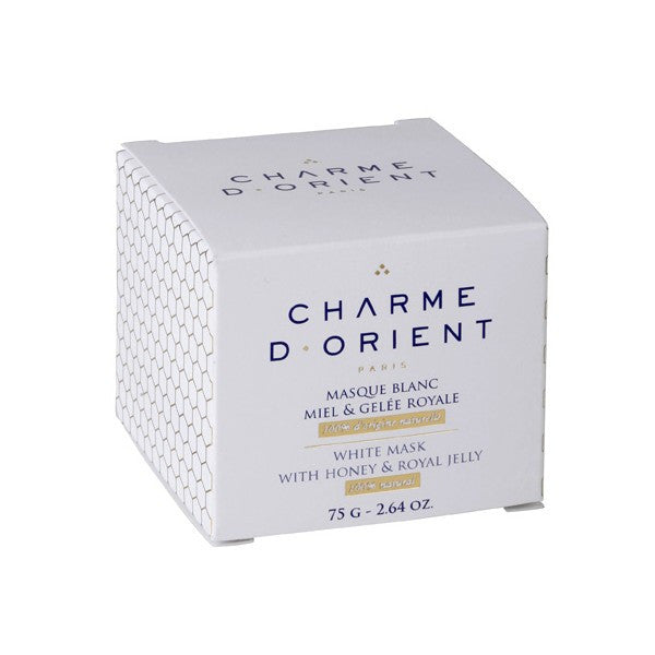 <br>Charme d'Orient</br> White Mask with Honey & Royal Jelly