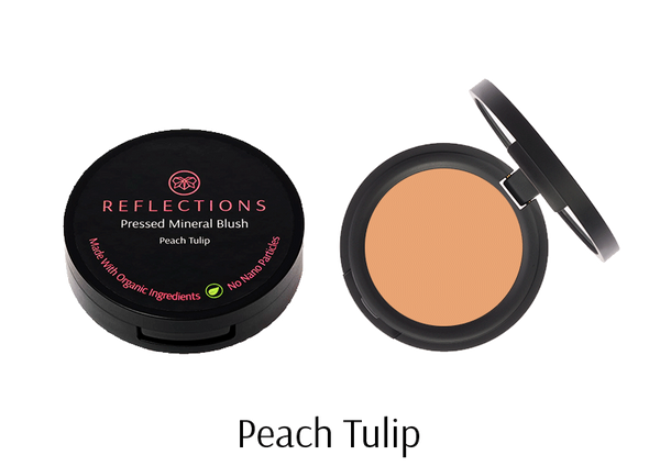 <br>REFLECTIONS</br>Pressed Mineral Blusher<br>(3 Shades)</br>