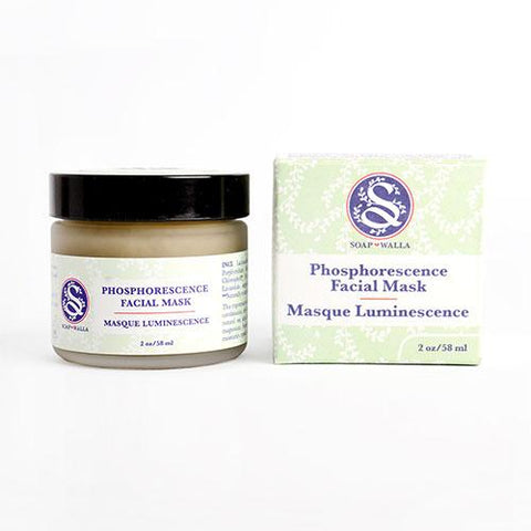<br>Soapwalla</br> Phosphorescence Facial Mask