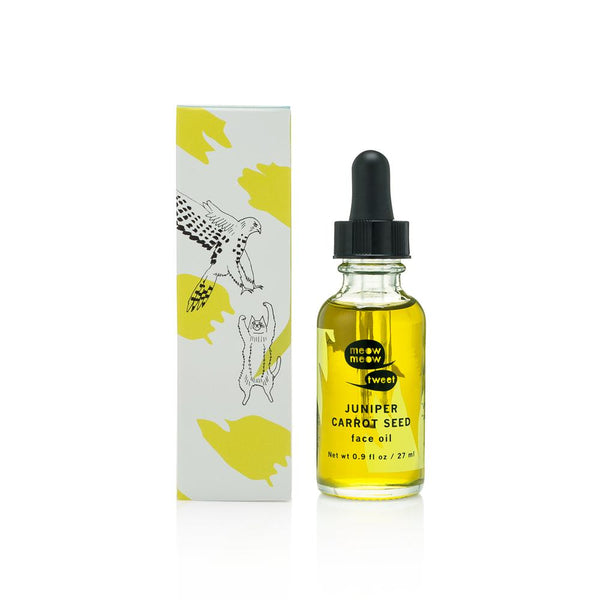 <br>Meow Meow Tweet</br> Face Oil