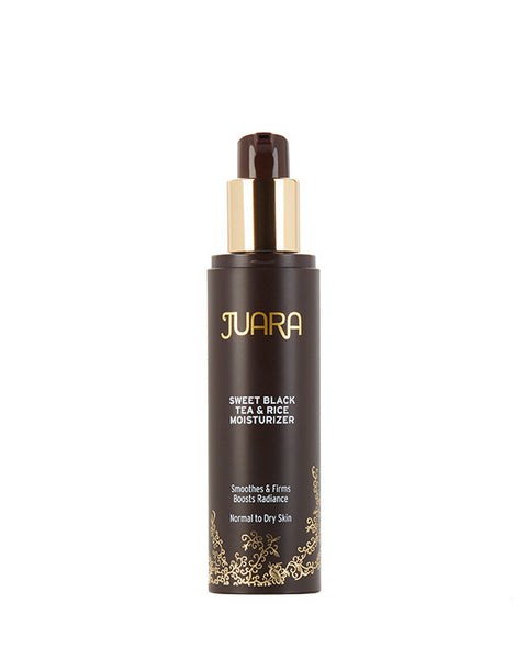 <br>JUARA</br> Sweet Black Tea & Rice Moisturizer
