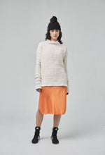 Load image into Gallery viewer, Terara Long sleeve funnel neck pullover