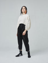Load image into Gallery viewer, Shelay cropped pullover with full sleeves