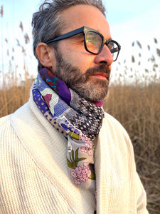 Inittogether, RE-Imagined scarf