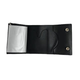 639 Genuine Leather Trifold Wallet - Laser Etched
