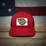 Milwaukee Leather Patch Hat