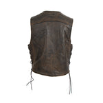 Heritage Brown Vest