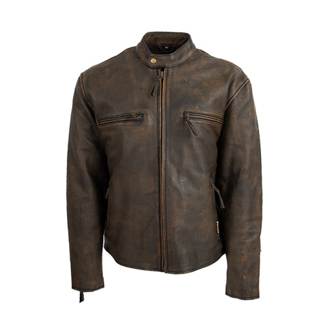 Heritage Brown Jacket