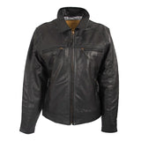 Turnback Jacket - Black (Men's)