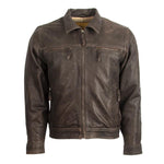 Turnback Jacket - Brown (Women's)