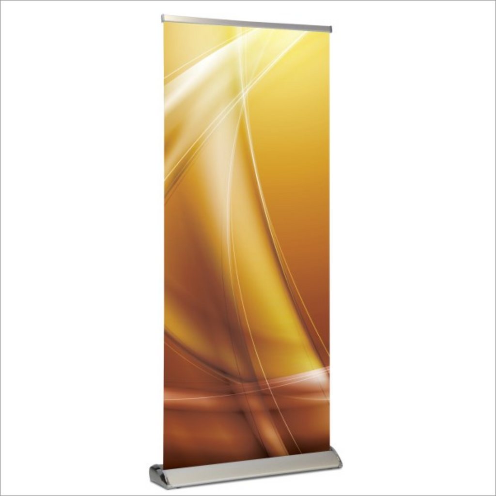 "Roll-Up Banner - 33½"" x 78¾"""