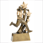Soccer trophy - Sentinel series