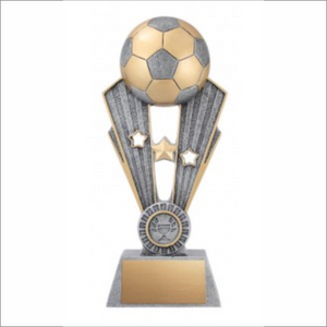Soccer trophy - Fame series