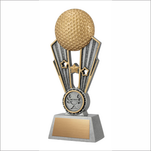 Golf trophy - Fame series
