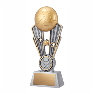 "Volleyball 7.5"" trophy - Fame series"