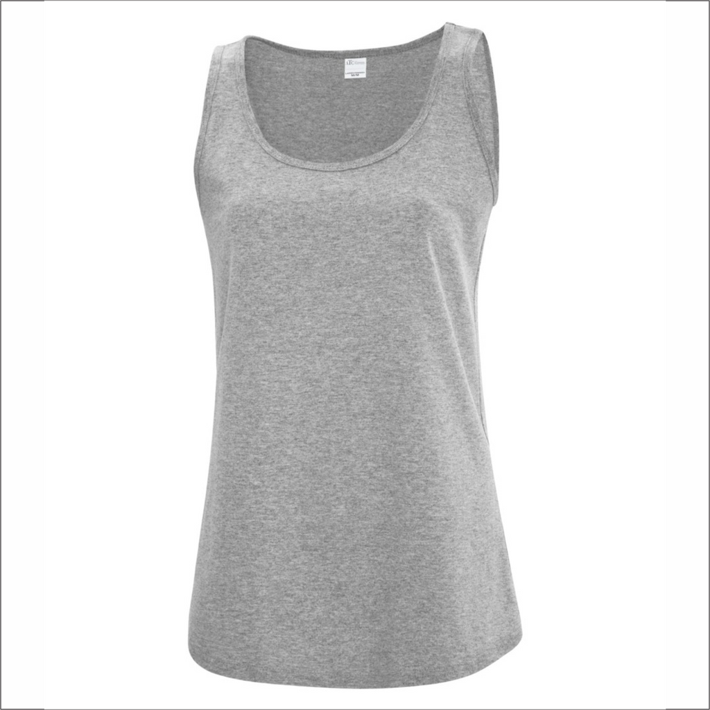 Ladies Tank Top - Cotton - ATC 1004L