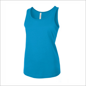 Ladies Tank Top - Ring Spun Cotton - ATC 8004L