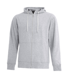 Adult Full-Zip Hoodie - Cotton/Polyester - ATC F2019