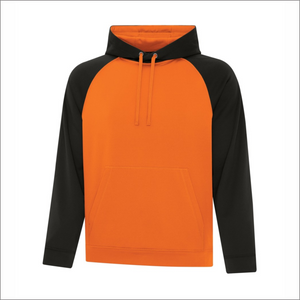 Two Tone Hoodies - Polyester - ATC F2037