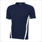 Mens T-Shirt with Stripe - Polyester - ATC S3519