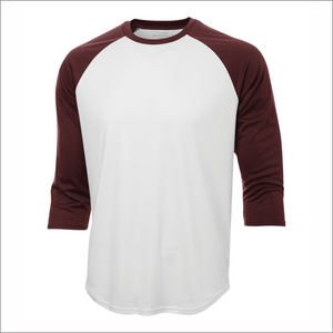 Adult Baseball Shirt - Polyester - ATC S3526