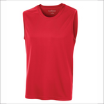 Mens Sleeveless Tee - Polyester - ATC S3527