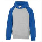 Youth Two-Tone Hoodie - Cotton/Polyester - ATC Y2550