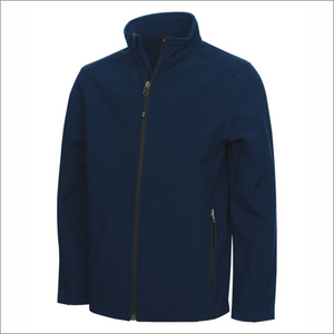 Youth Soft Shell Jacket - Coal Harbour Y7603