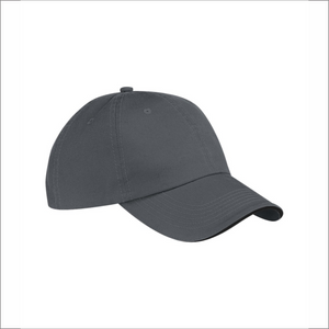 Velcro Hat with stripe - Fullback Twill - ATC C140
