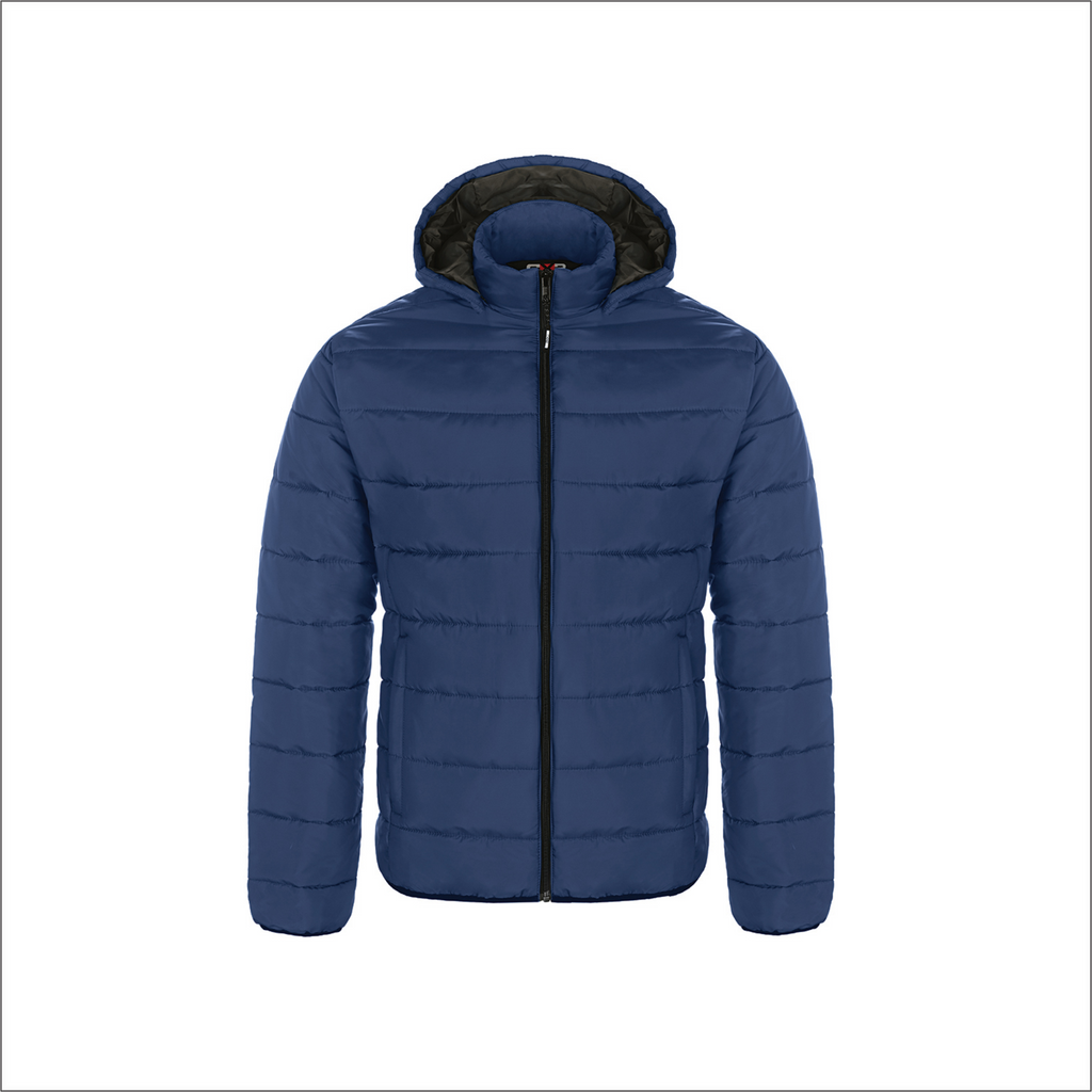 Puffy Jacket with Detachable Hood - Youth - CX-2 L01110