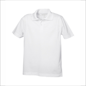 Youth Polo - Polyester - Coal Harbour Y445