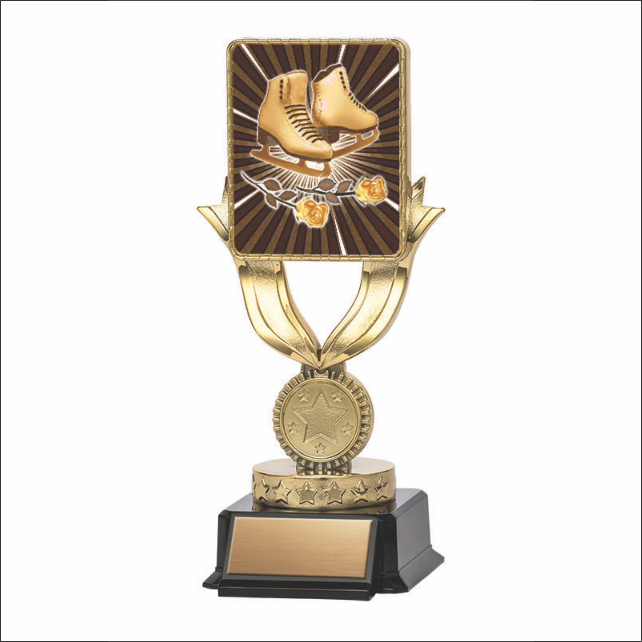 Figure Skating trophy - Lynx series