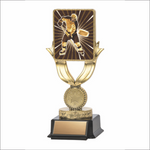 Hockey Player trophy - Lynx series
